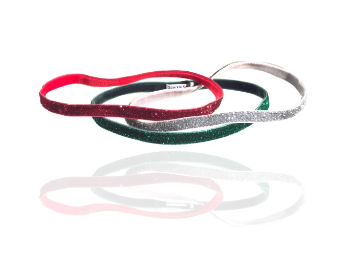 RED GREEN SILVER THIN